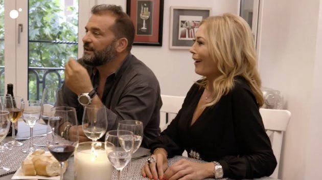 Nagore Robles estalla tras un comentario machista de Miguel Temprano en 'Ven a cenar