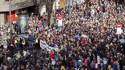 7 tuits que demuestran el éxito de las manifestaciones de los