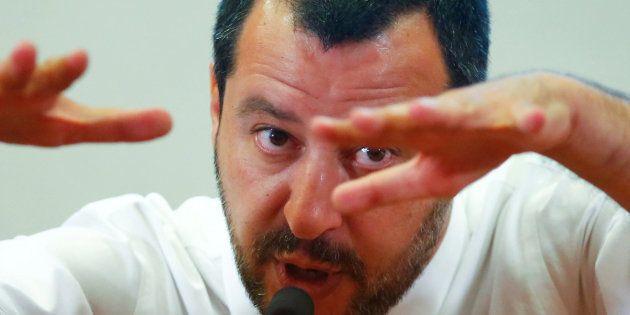 El ministro del Interior italiano, Matteo