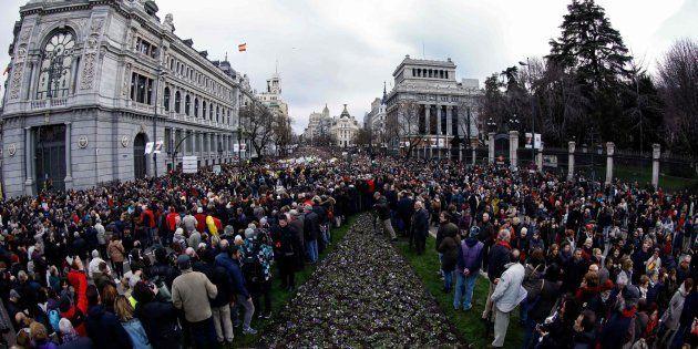 De las pensiones a Venezuela: un sábado lleno de manifestaciones en