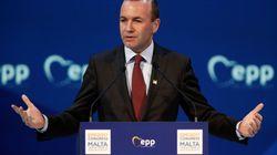El conservador alemán Manfred Weber se postula oficialmente para sustituir a Juncker al frente de la