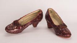 El FBI recupera los zapatos rojos que Judy Garland usó en 'El mago de