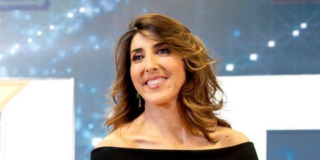 Paz Padilla en la presentación de la cuarta temporada de 'Got