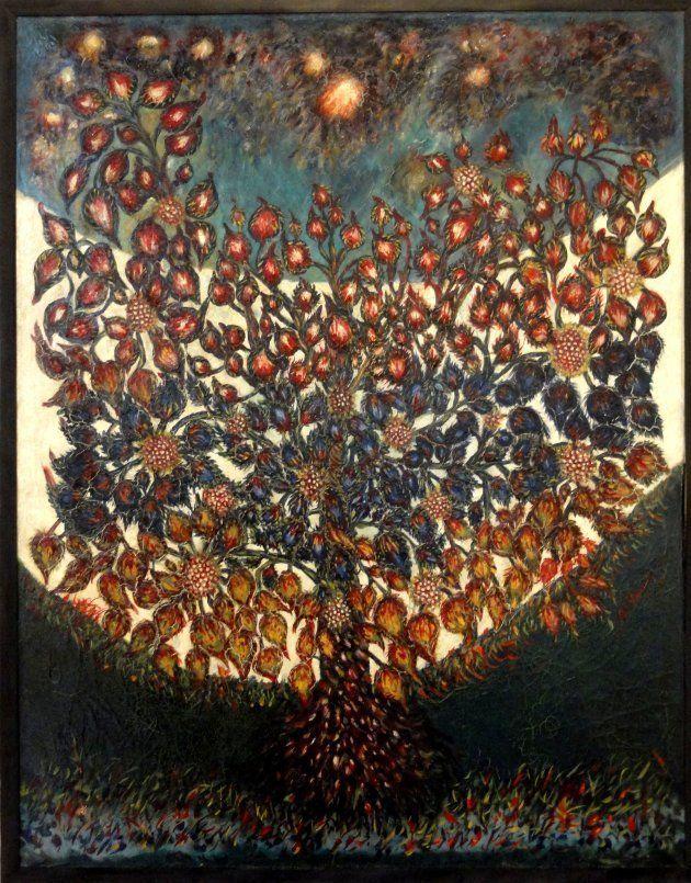 'El árbol de la vida', de Seraphine
