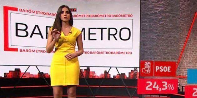 Beatriz Zamorano en 'Al rojo