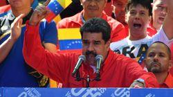 Maduro rompe