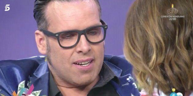 'Torito' rompe a llorar con Toñi Moreno en 'Viva la Vida' al recordar a