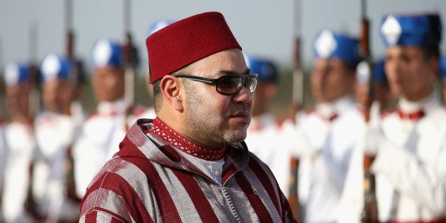 El reloj del millón de euros de Mohamed VI que escandaliza a