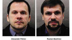 Reino Unido acusa a dos rusos del envenenamiento del exespía Skripal y su