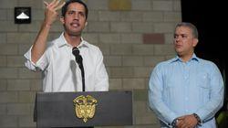 Guaidó planteará a la comunidad internacional