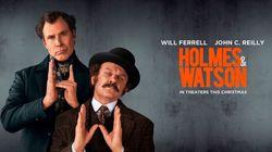 'Holmes & Watson', la peor película del año según los