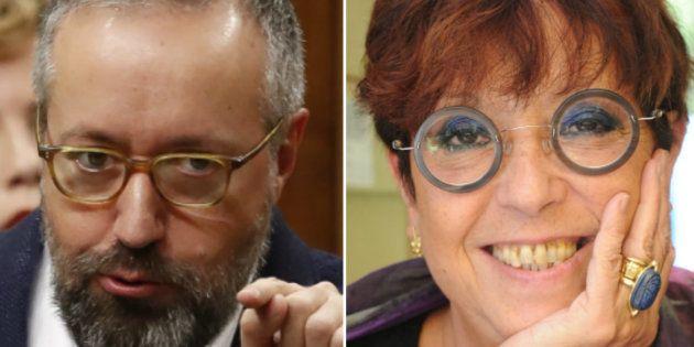 Juan Carlos Girauta y Maruja
