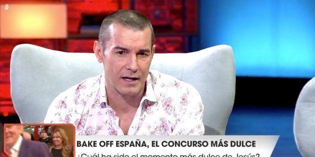 Jesús Vázquez en 'Viva la