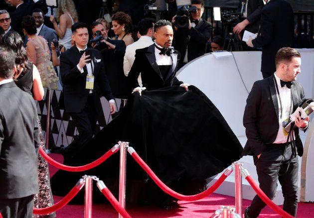El vestido de los Oscar 2019 del que todo el mundo habla: el de Billy