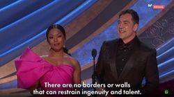 Javier Bardem habla en español en los Oscar: