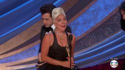 El emotivo y ovacionado discurso de Lady Gaga tras ganar el