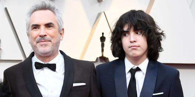 La razón por la que el hijo de Alfonso Cuarón se ha convertido en el protagonista de los Oscar