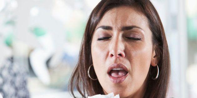 Los alérgicos sufrirán más esta