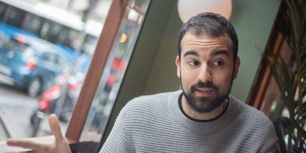 El nutricionista Aitor Sánchez, autor de 'Mi dieta ya no