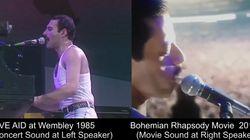 La genial sincronización de Rami Malek con Freddie Mercury que le hace merecedor del