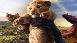 El Rey León se deja ver en los Oscar