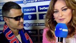 Mónica Marchante se defiende de las graves acusaciones tras lo ocurrido en el descanso del
