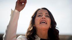 Arrimadas, sobre su salto al Congreso: