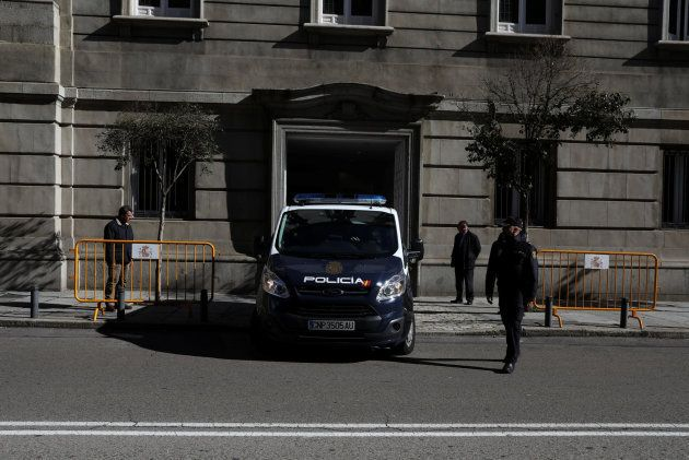 La Fiscalía del Supremo pide libertad bajo fianza de 100.000 euros para