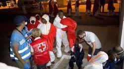 Cinco personas mueren y otras 500 son rescatadas de 12 pateras en aguas