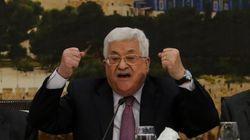 El presidente palestino Abbas llama