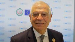 Josep Borrell, candidato del PSOE a las