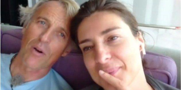 Sandra Barneda se casa con Jesús Calleja ('Planeta Calleja') por una buena