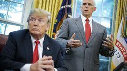 El vicepresidente de Estados Unidos niega ser el autor del artículo incendiario contra