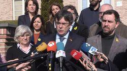 El sorprendente lamento de Puigdemont sobre la declaración de independencia de