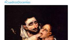 Twitter se llena de cuadros famosos para retratar el calvario de los