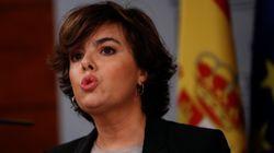 Sáenz de Santamaría a Irene Montero: