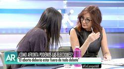 La advertencia de Ana Rosa Quintana a Irene Montero sobre la manifestación del