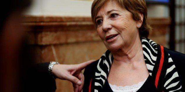 La diputada del PP Celia Villalobos.