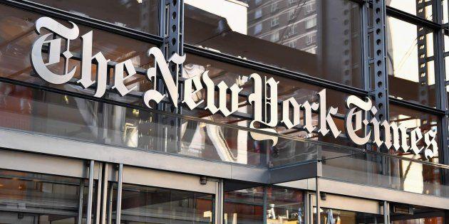 Imagen de archivo del edificio de 'The New York