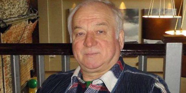 Sergei Skripal, el agente envenenado en Reino