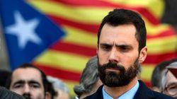 Torrent convoca el pleno de investidura de Jordi Turull este jueves a las 17