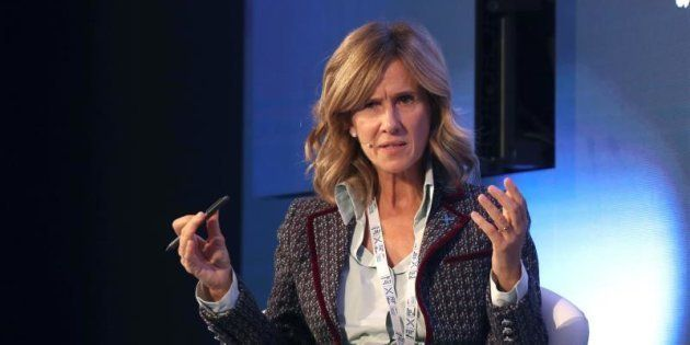 La exministra Cristina Garmendia.