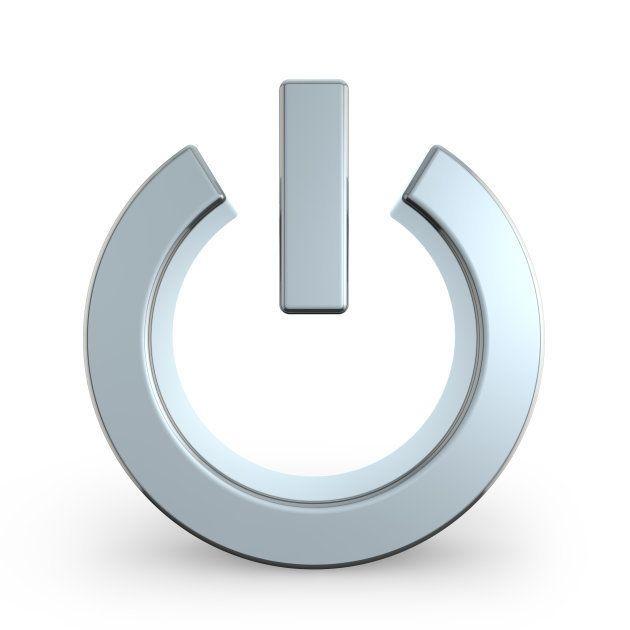 ¿Sabes cuál es el origen del botón de encendido y