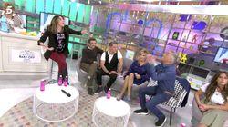 Indignación contra Paz Padilla en 'Sálvame' (Telecinco):