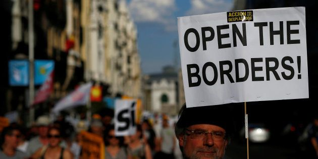 España rechazó 2 de cada 3 peticiones de asilo en