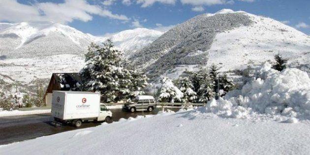 Dos muertos y un herido grave en un alud en la Val d'Aran