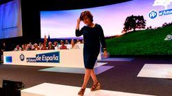 Sáenz de Santamaría, ausente en la primera Junta Directiva de