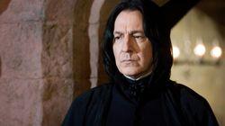 Este detalle en 'Harry Potter' demuestra que Snape no era tan malo como