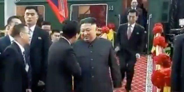 Kim Jong-un, y su