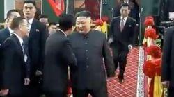 La escena del traductor de Kim Jong-un que te va a dejar